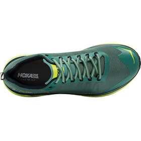Hoka One One M's Challenger ATR 4 Running Shoes silver pine/chinos green